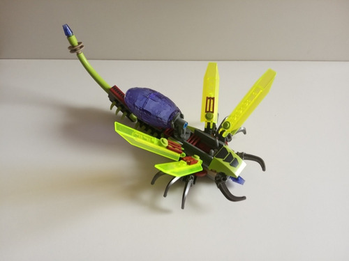 lego galaxy squad nave vs insectos 70705