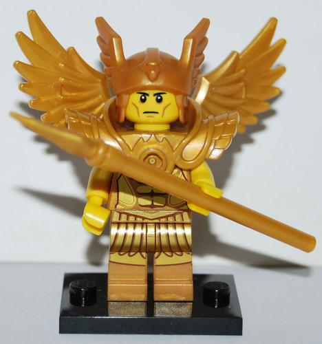 lego guerrero volador series 16
