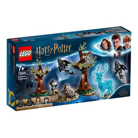 Lego Harry Potter - Expecto Patronum 75945 Original C/ Nf