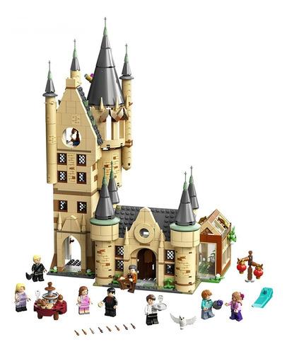 lego harry potter a torre de astronomia de hogwarts