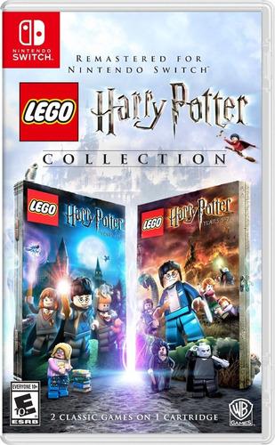 lego harry potter collection | nintendo switch |físico|nuevo