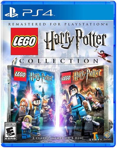 lego harry potter collection - ps4 - digital - manvicio