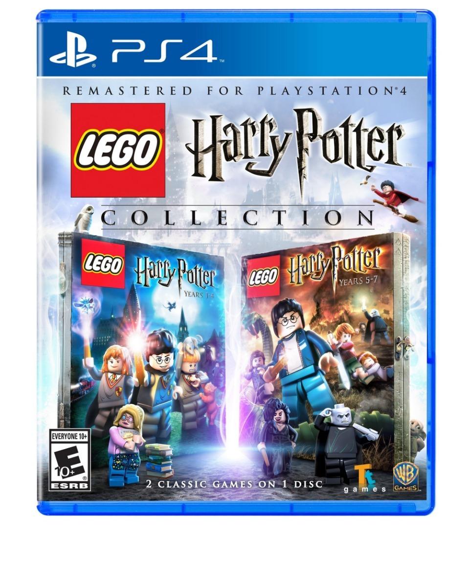 Lego Harry Potter Collection Ps4 Juego Fisico Megagames
