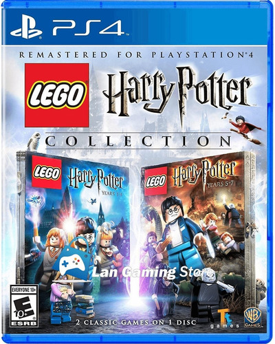 lego harry potter collection ps4 - poster gratis