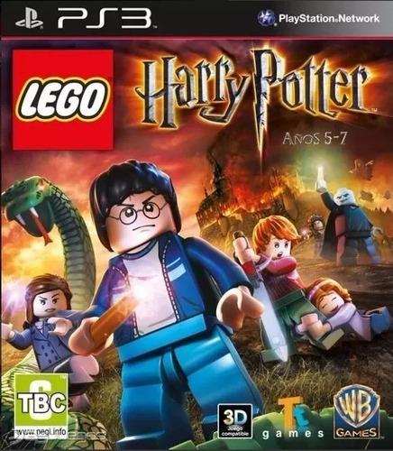 lego harry potter ps3 original- play perú
