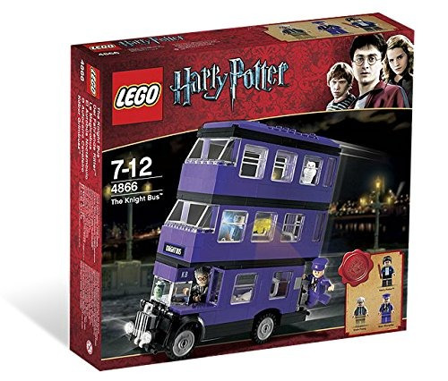lego harry potter the knight bus # 4866