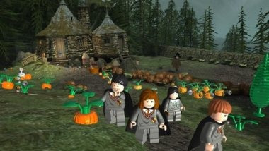 lego harry potter: xbox 360