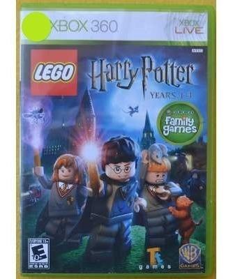 lego harry potter years 1-4  xbox 360* play magic