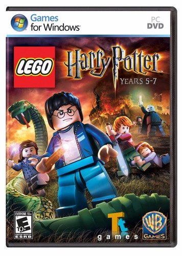 lego harry potter: years 5-7 years steam gift card