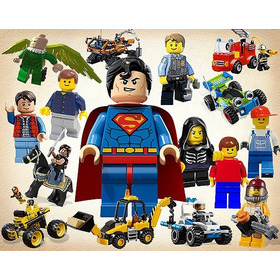 Lego Heroes Clipart Png