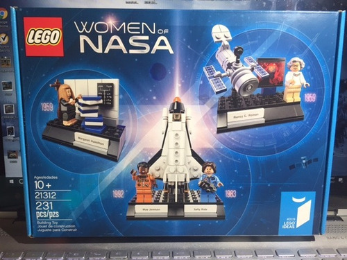 lego ideas 21312 women of nasa , el mas barato en ml !