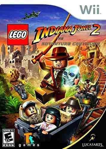 lego indiana jones 2: la aventura continúa - nintendo wii