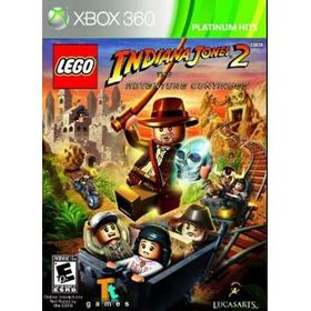 Lego Indiana Jones 2 Midia Digital Comap.  Roraima Games