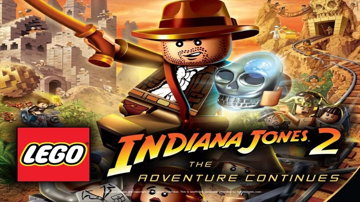 Resultado de imagem para Lego Indiana Jones 2: The New Adventures