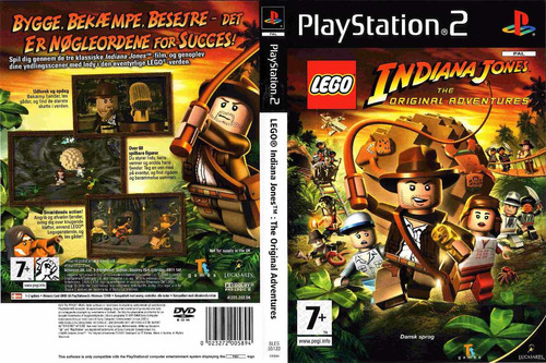 lego indiana jones: the orginal adventures