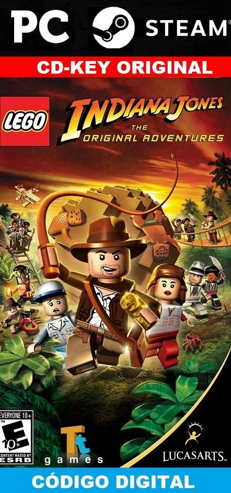Lego Indiana Jones The Original Adventures Steam Pc Cd Key R 24