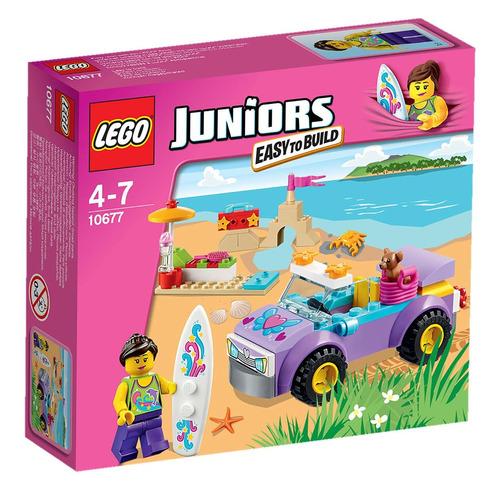 lego junior excursion a la playa 10677