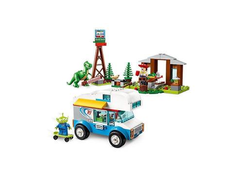 lego juniors toy story 4: vacaciones en autocaravana 10769