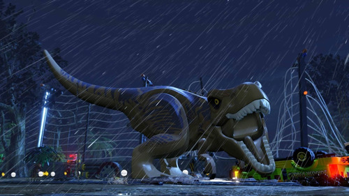 lego jurassic world juego ps4