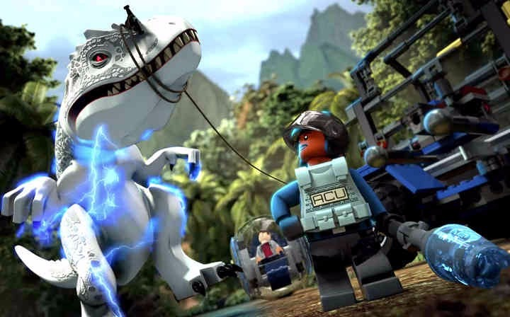Lego Jurassic World Pc Original Novo Lacrado Ab Games