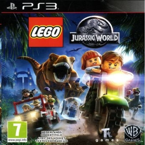 lego jurassic world ps3 - dublado br - código psn via email