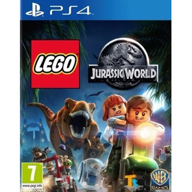 Lego Jurassic World Ps4 Digital 2°oferta Hoy