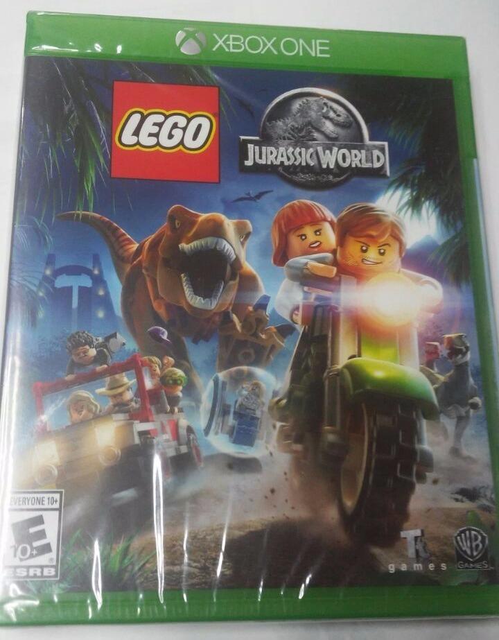 lego jurassic world  xbox one   54900 en mercado libre