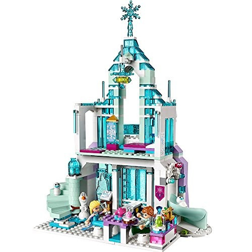 lego l disney frozen elsa's magical ice palace 41148 disney