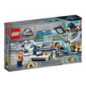 Lego Laboratório Do Dr -fuga Dos Dinossauros Jurassic World