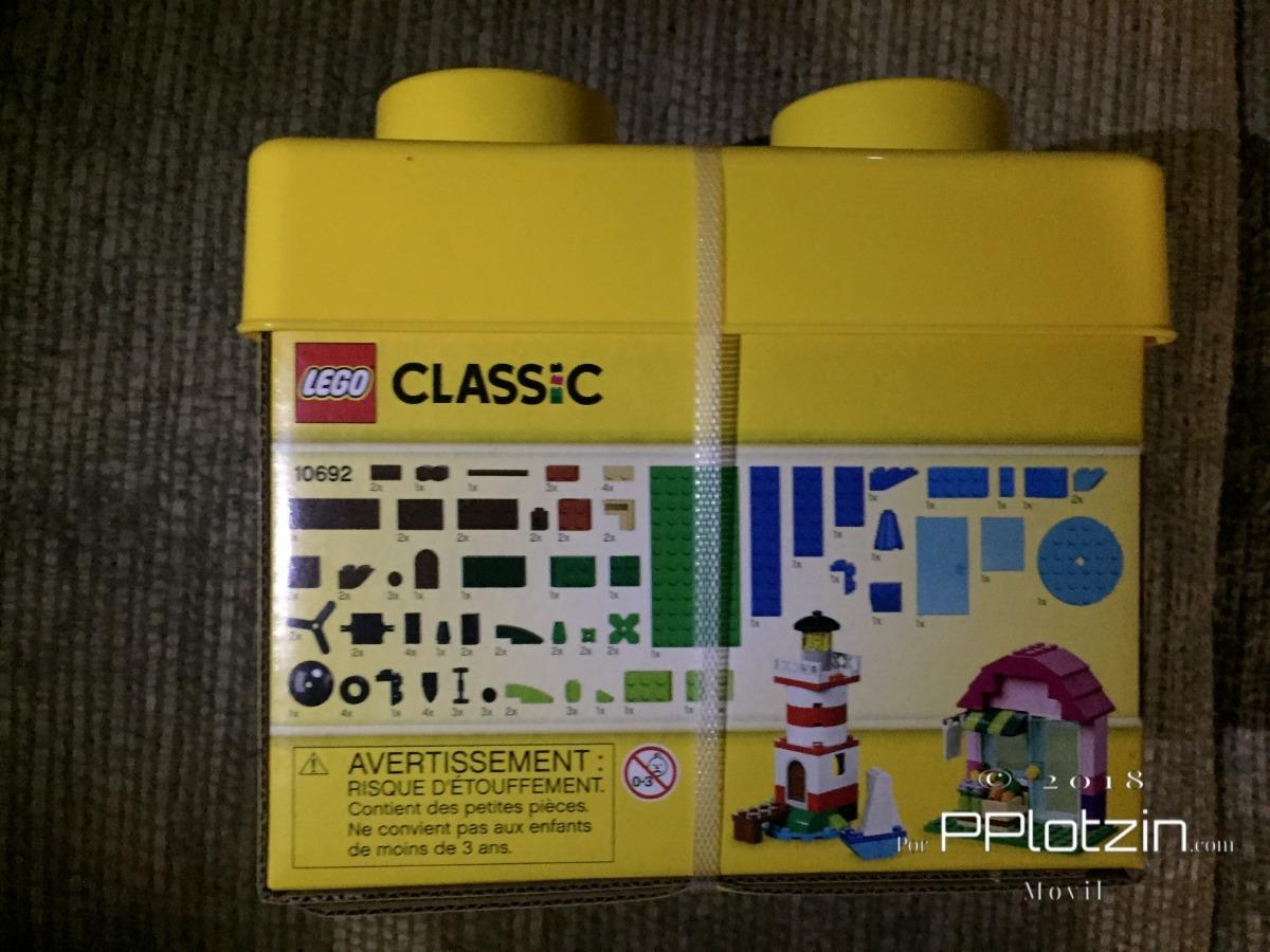 Lego Ladrillos Creativos Classic Creative Bricks 10692