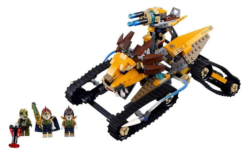 lego legends of chima 70005: laval's royal fighter