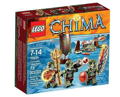 Juego de construcci/ón para ni/ños LEGO/®Legends of Chima