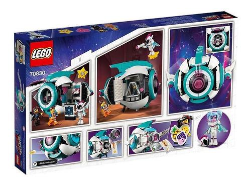 lego lego movie 2 nave systar de dulce caos 70830