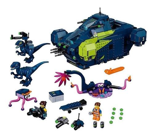 lego lego movie 2 rexplorador de rex 70835