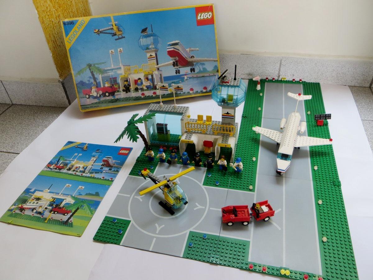 Aeroporto Lego : Lego legoland international jetport aeroporto system r