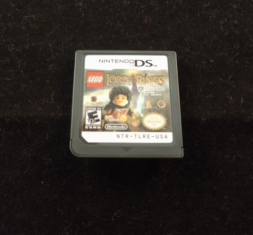 lego lord of rings - nintendo ds