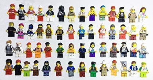 US Seller Ninjago /& More Lego Lot Of 10 Minifigures Random Lot Star Wars