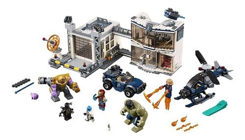 lego marvel avengers endgame batalla comple vengadores 76131
