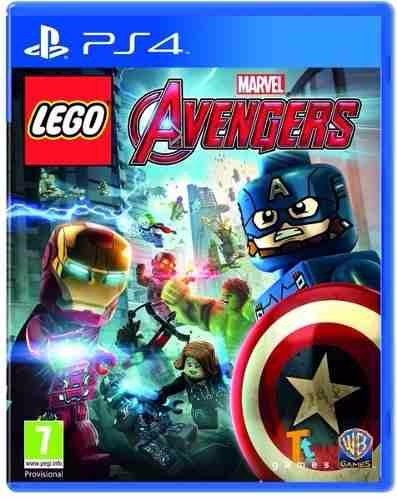 Lego Marvel Avengers Juego Ps4 Playstation 4 Stock 372 51 En