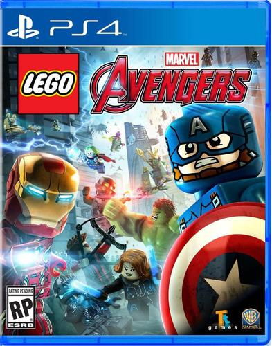lego marvel avengers ps4 formato fisico juego playstation 4