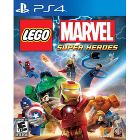 Lego Marvel Super Heroes - Original 1 - Psn