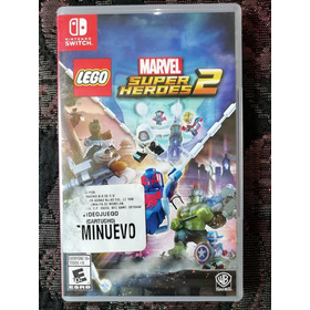 Lego Marvel Super Heroes 2 Nintendo Switch -- The Unit Games