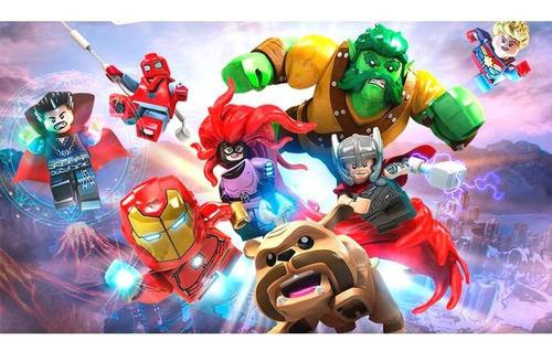 lego marvel super heroes 2ps4 warner