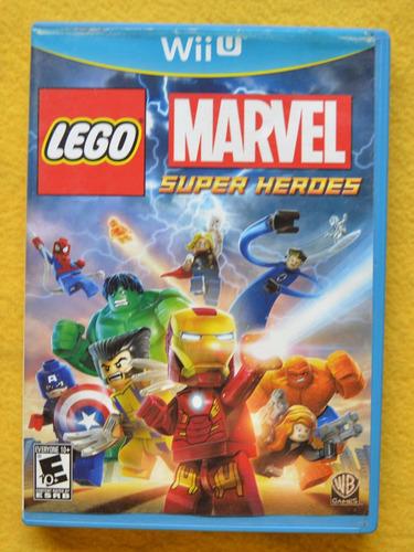 lego marvel super heroes nintendo wii u play magic