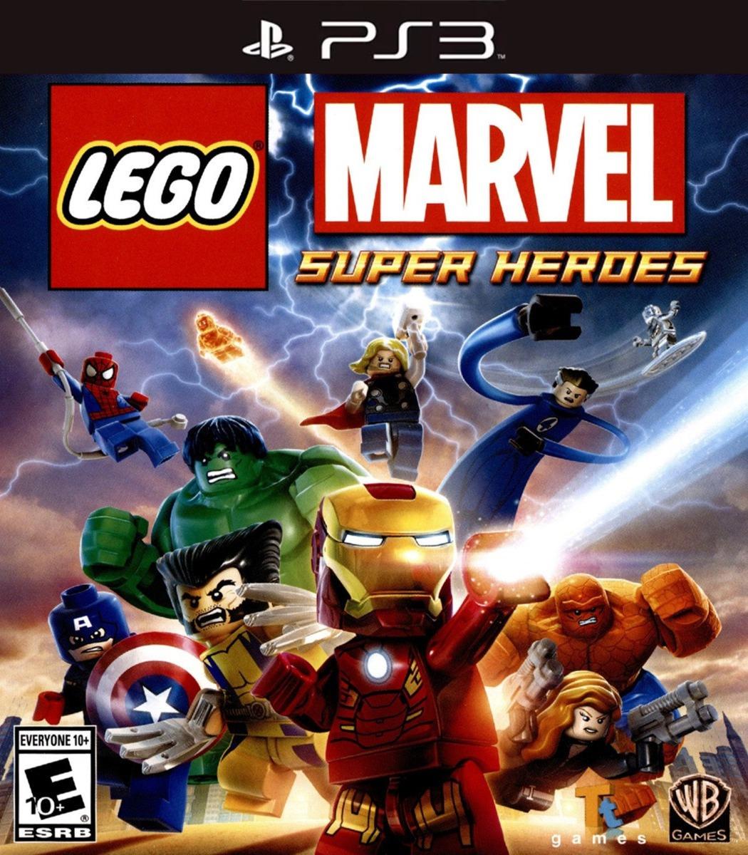 LEGO Marvel Super Heroes (SEMINUEVOS)