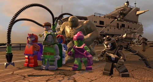 lego marvel super heroes ps3 goroplay digital