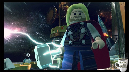 lego marvel super heroes xbox 360 - fisico - ecuador geek