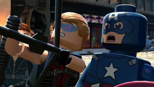 lego® marvel's avengers juego digital ps3