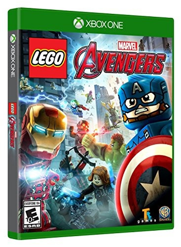 lego marvels avengers xbox one