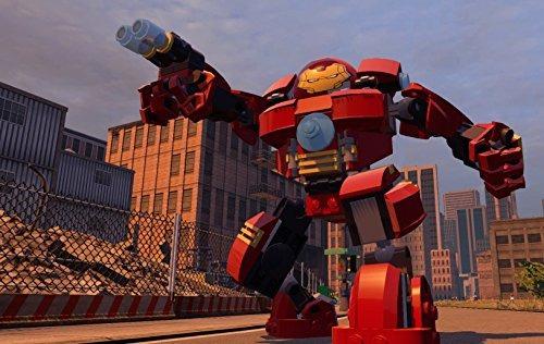 lego marvels avengers  xbox one